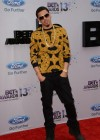 J. Cole on the red carpet of the 2013 BET Awards