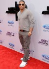 Nelly on the red carpet of the 2013 BET Awards
