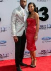 Dwyane Wade & Gabrielle Union on the red carpet of the 2013 BET Awards