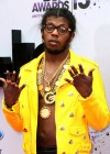 Trinidad James on the red carpet of the 2013 BET Awards