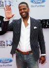 A.J. Calloway on the red carpet of the 2013 BET Awards