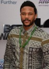 Hosea Chanchez on the red carpet of the 2013 BET Awards