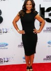Laila Ali on the red carpet of the 2013 BET Awards