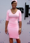 India Arie on the red carpet of the 2013 BET Awards