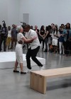"""Jay-Z rapping """"Picasso Baby"""" for 6 hours straight at the Pace Gallery art museum in NYC"""