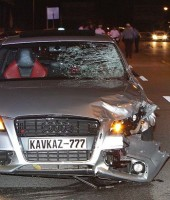 Roosevelt Blvd Crash Scene