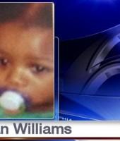 Samara Banks' 23-month old son Saa'sean Williams