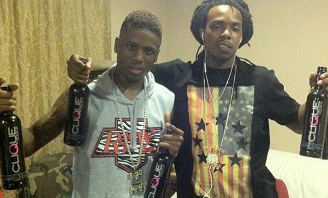 Soulja Boy's Goon Rappers Lil Flo Malcom & Zone1G Arrested