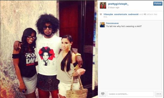 trinidad-james-skirt-instagram