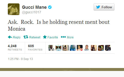 Gucci Mane Went on a Twitter Tirade and Dissed Everyone in ...