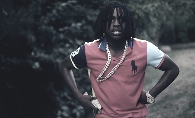 Chief Keef Sentenced To Jail For Skipping Child Support