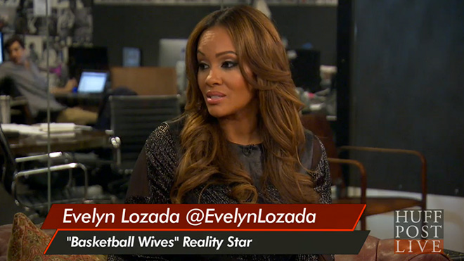 """Evelyn Lozada is Done with """"Basketball Wives"""" After Season 5"""