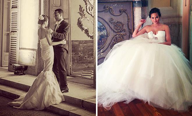 John Legend & Chrissy Teigen Got Married In Italy