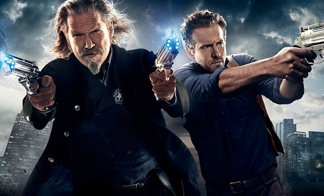 Jeff Bridges Underwhelmed By His Ghost Cop Flick RIPD