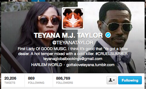 rihanna teyana taylor went to war on twitter and shaded. Cars Review. Best American Auto & Cars Review