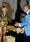 Beyoncé & Jay Z at Versace Mansion NYE Party