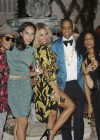 Beyoncé, Jay Z, Kelly Rowland, Angela Beyince & friends at Versace Mansion NYE Party
