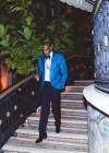 Jay Z at Versace Mansion NYE Party