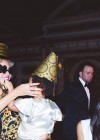 Beyoncé & Blue Ivy at Versace Mansion NYE Party