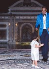 Blue Ivy & Jay Z at Versace Mansion NYE Party