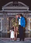 Blue Ivy, Beyoncé & Jay Z at Versace Mansion NYE Party