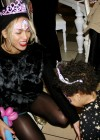 Beyoncé & Blue Ivy at Blue's 2nd Birthday Party
