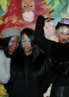 Beyoncé, Kelly Rowland & Angela Beyince at Blue Ivy's 2nd Birthday Party