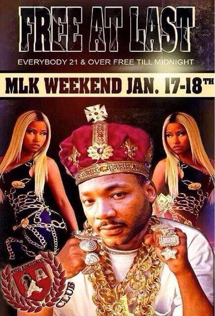 quotfreedom 2 twerkquot these 13 offensive mlk weekend party