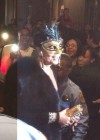 Kris Jenner arrives at Tina Knowles's 60th Birthday Party Masquerade Ball