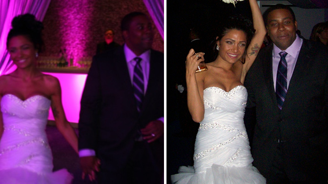 Kenan Thompson Amp Wife Christina Evangeline Are Having A Baby