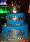 T.I.'s son Messiah Harris' 14th birthday bowling party