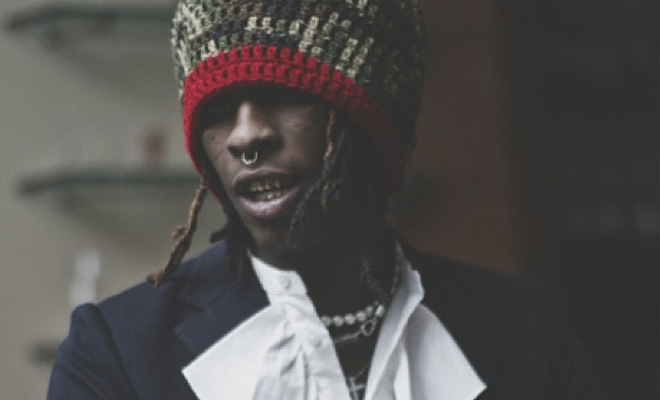 Young Thug Denies Being Gay, Calls Out His Haters-9464