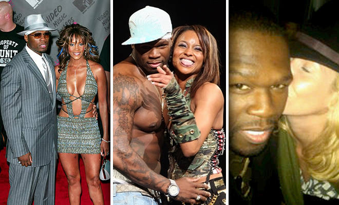 is 50cent and ciara dating
