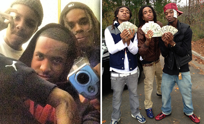 Lil Reese Threatens The Migos On Twitter Quot Y All Not On My
