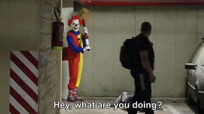 """Some People Think The Scariest Part Is Coming To The: """"Killer Clown Scare Prank"""" Video Might Be The Scariest"""