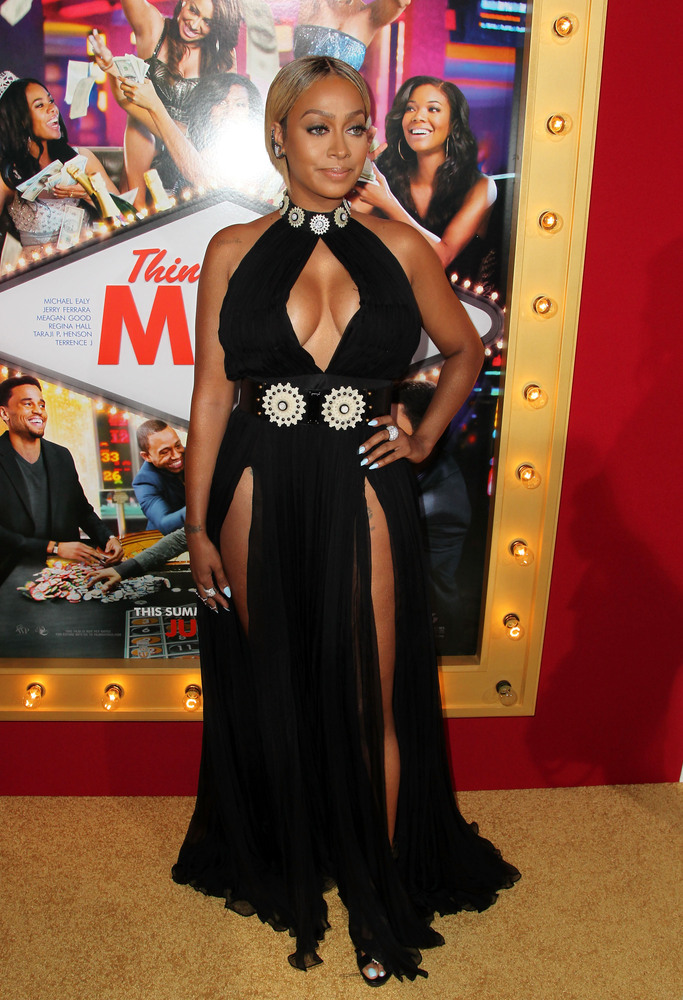 Lala Anthony: Think Like A Man Too Hollywood Premiere