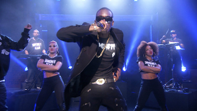 Watch: Bobby Shmurda Performs