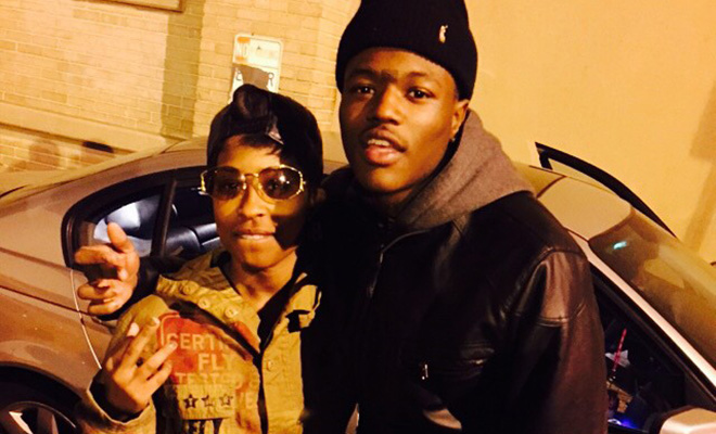 Dej Loaf Amp Dc Young Fly Surprised Their Moms With Brand
