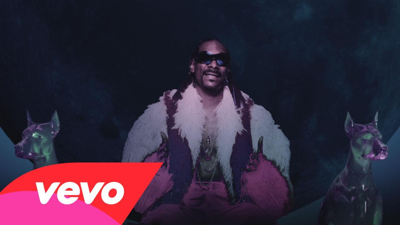 Watch Snoop Dogg's Psychedelic