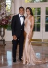 Ciara & her new boyfriend Russell Wilson at the 2015 White House State Dinner