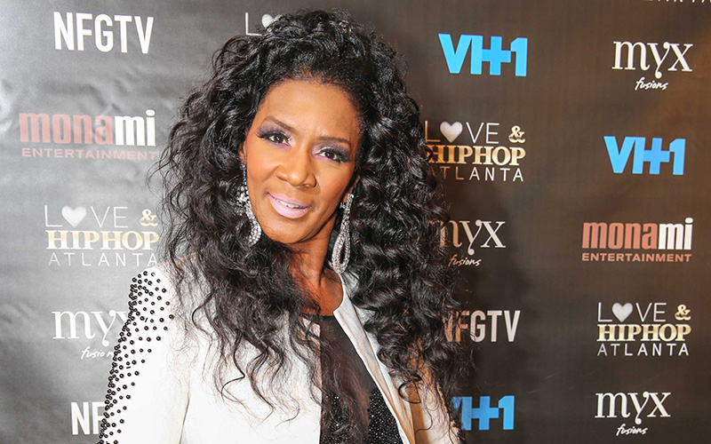 Momma dee on love and hip hop