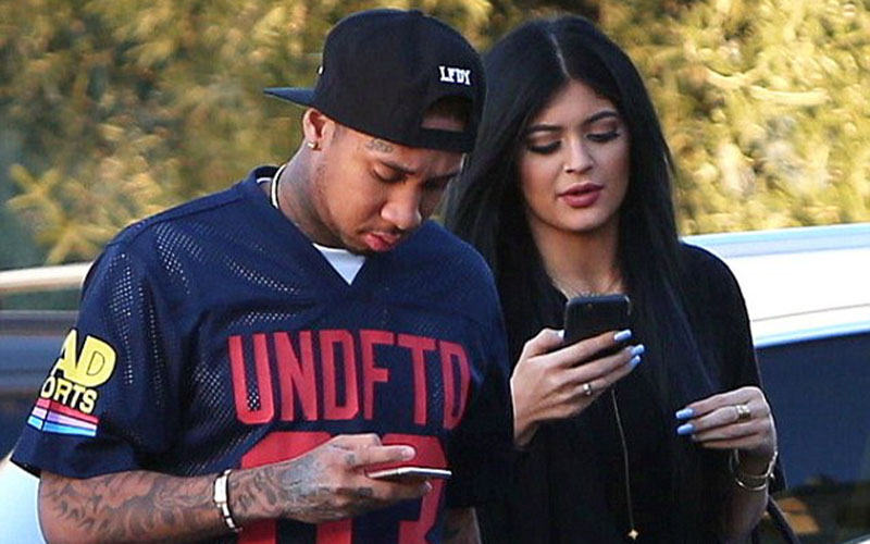Who is kylie jenner dating tyga