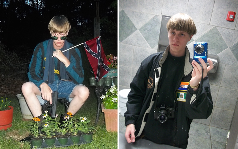 Dylann Roof S White Supremacist Manifesto Amp Photos Revealed