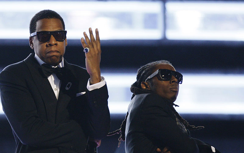 Sorry Folks, Lil Wayne is NOT Signing with Jay Z's Roc Nation