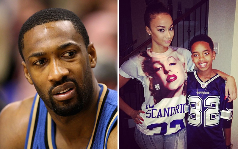 Gilbert Arenas Denies Being Draya Michele's Baby Daddy