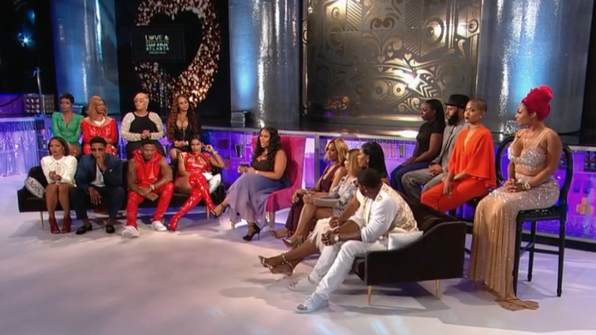 Love and hip hop reunion air date in Australia