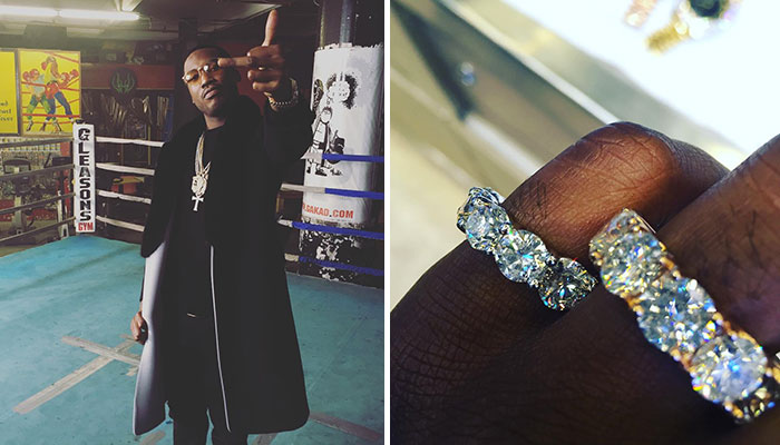 Meek Mill References Drake Amp Future S Quot Wattba Quot On Instagram