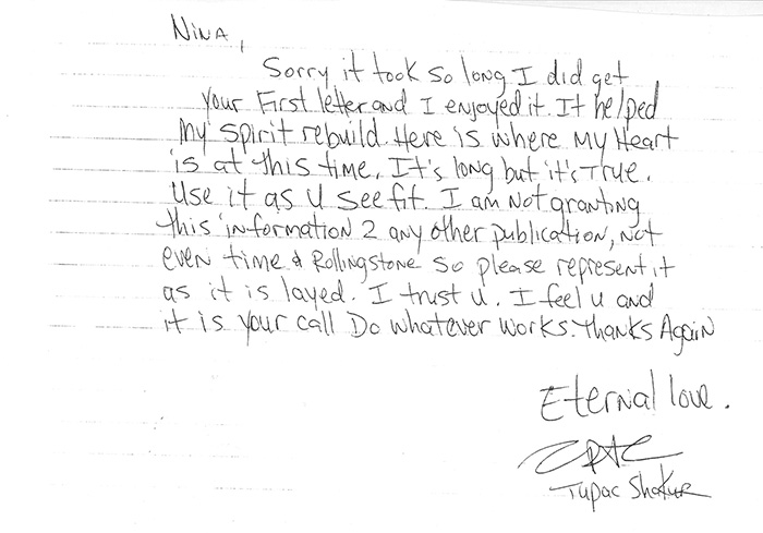 tupacletternote