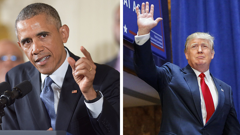 president-obama-donald-trump