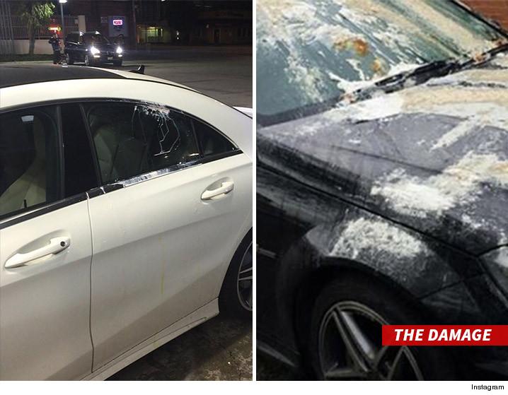 bow-wow-keyshia-cole-egg-cake-car-damage